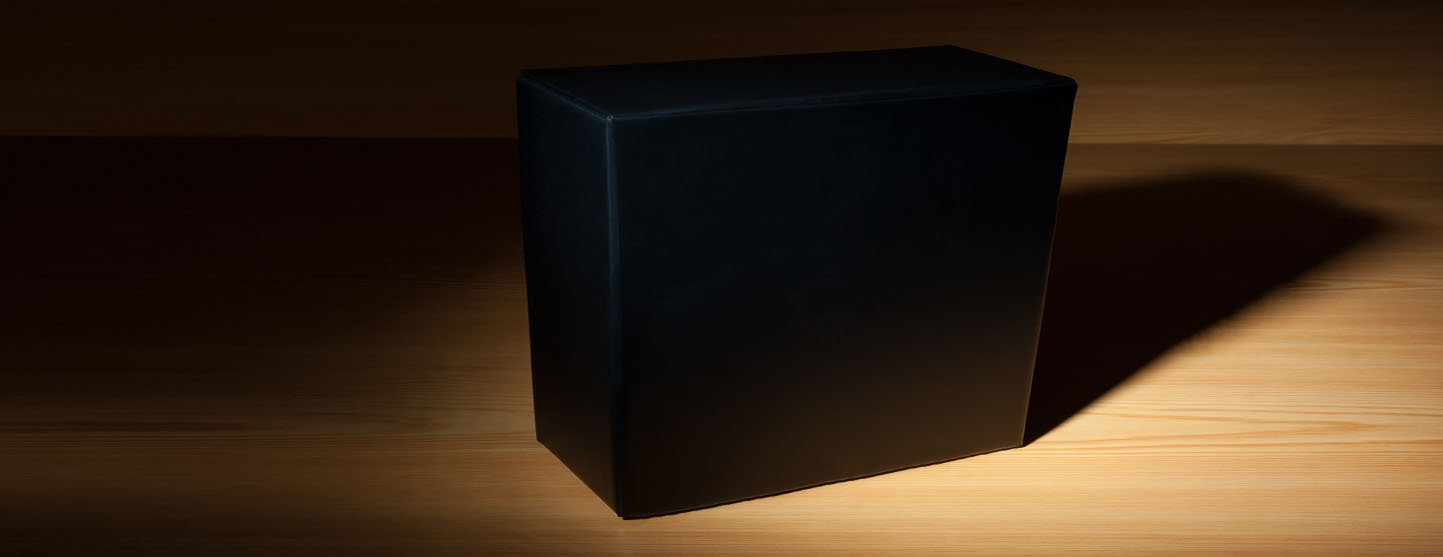 mysterious black box