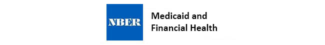 National Bureau of Economic Research: Medicaid and Financial Health