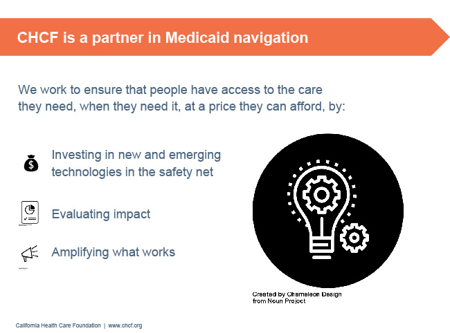 CHC Is a Partner in Medicaid Navigation