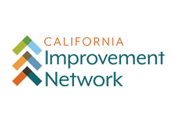 California Improvement Network (CIN) logo - better ideas for care delivery