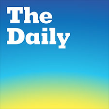 The Daily Podcast Logo