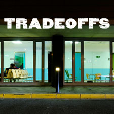Tradeoffs Podcast logo