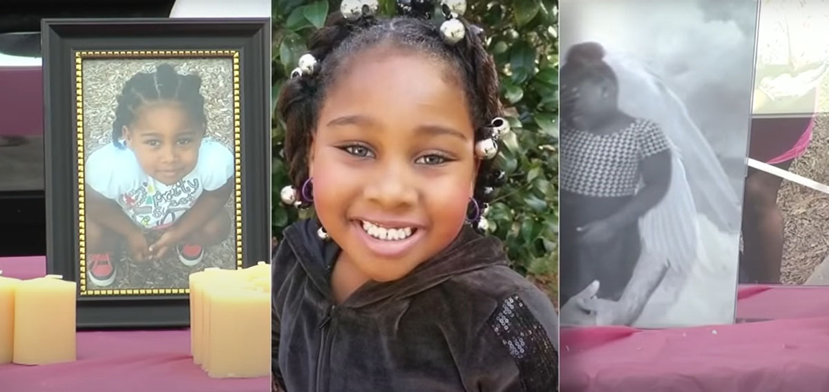 Kimora Tynum, the nine-year-old Florida girl who died of COVID-19