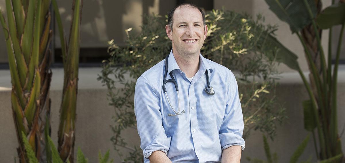 Michael Hochman, MD.