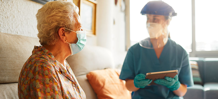 Image for COVID-19 in California's Nursing Homes: Factors Associated with Cases and Deaths