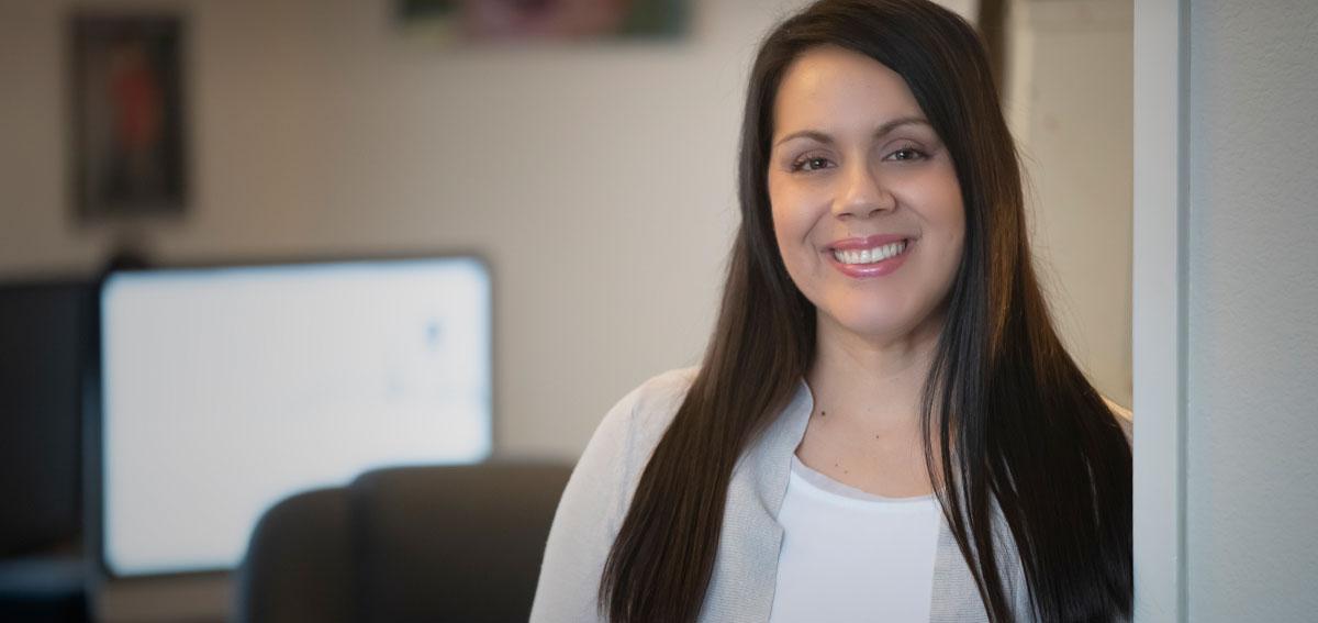 Maria Torres, Patient Navigator at Docent Health