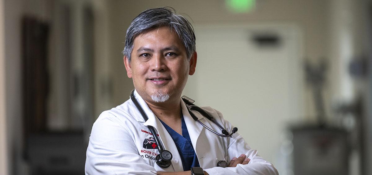 Ron Ordona, Nurse Practitioner