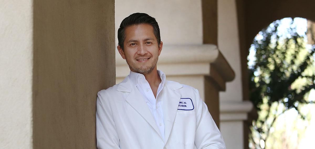 Dr. Joel Ramirez