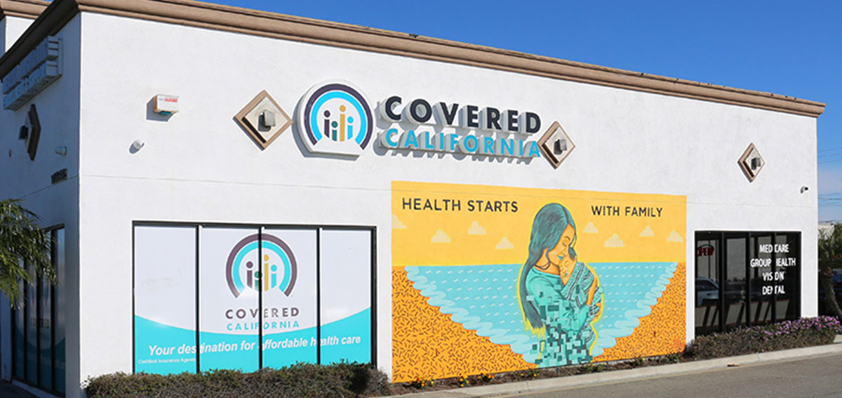 Health Starts with Family Covered CA mural in Huntington Beach, CA