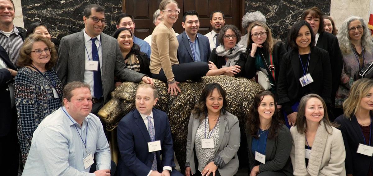 CHCF Leadership Fellows Group Photo