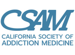 California Society of Addiction Medicine Logo