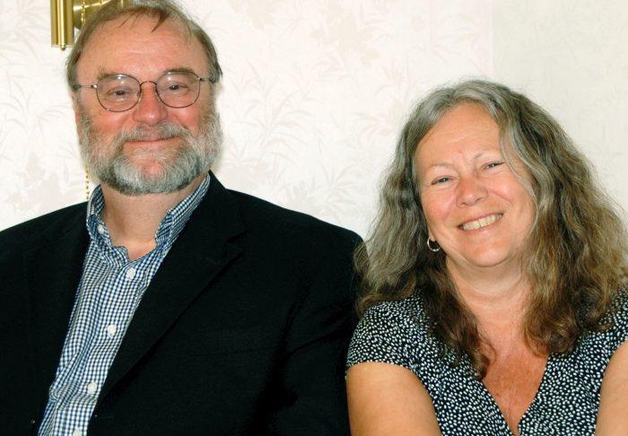 Herrmann and Cheyenne Spetzler