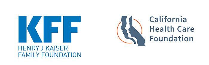 KFF and CHCF Logos
