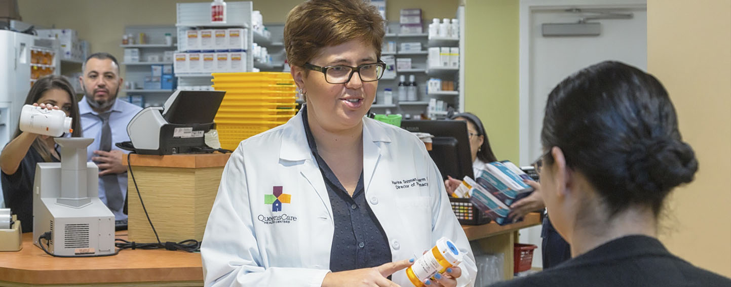 Healthfinch's practice automation platform helped Marina Snitman, PharmD, Director of Pharmacy at QueensCare Health Centers, a Federally Qualified Health Center in Los Angeles County, and her team streamline and standardize their prescription refill process.